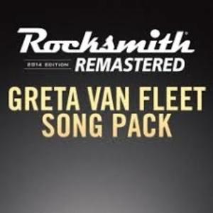 Rocksmith 2014 Greta Van Fleet Song Pack