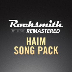 Rocksmith 2014 HAIM Song Pack