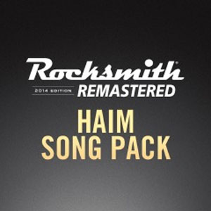 Buy Rocksmith 2014 HAIM Song Pack PS3 Compare Prices