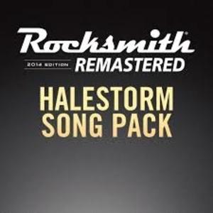 Rocksmith 2014 Halestorm Song Pack