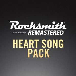 Rocksmith 2014 Heart Song Pack