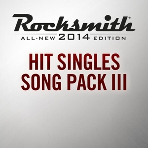 Rocksmith 2014 Hit Singles Song Pack 3