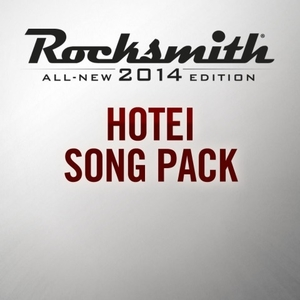 Rocksmith 2014 Hotei Song Pack