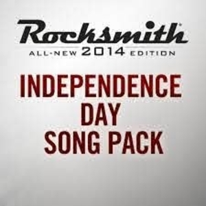Rocksmith 2014 Independence Day Song Pack