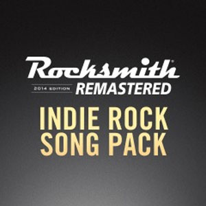 Rocksmith 2014 Indie Rock Song Pack