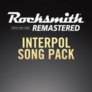 Rocksmith 2014 Interpol Song Pack