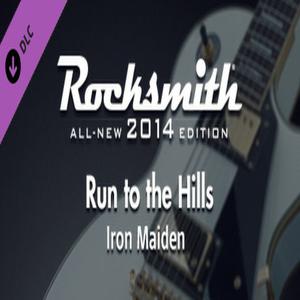 Rocksmith 2014 Iron Maiden Run to the Hills