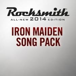 Rocksmith 2014 Iron Maiden Song Pack