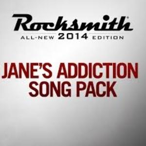 Rocksmith 2014 Jane's Addiction Song Pack
