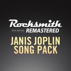 Rocksmith 2014 Janis Joplin Song Pack