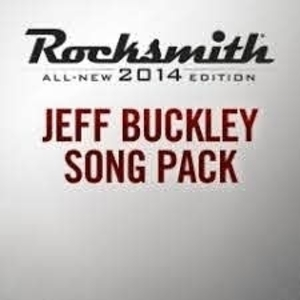 Rocksmith 2014 Jeff Buckley Song Pack