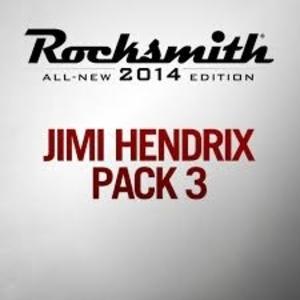Rocksmith 2014 Jimi Hendrix Song Pack 3