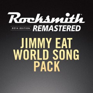 Rocksmith 2014 Jimmy Eat World Song Pack