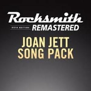 Rocksmith 2014 Joan Jett Song Pack