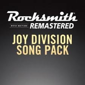 Rocksmith 2014 Joy Division Song Pack