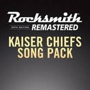 Rocksmith 2014 Kaiser Chiefs Song Pack