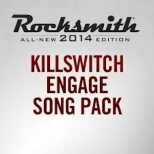 Rocksmith 2014 Killswitch Engage Song Pack