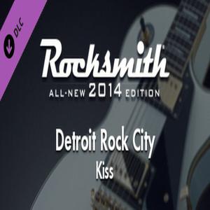 Rocksmith 2014 Kiss Detroit Rock City