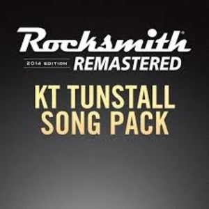 Rocksmith 2014 KT Tunstall Song Pack
