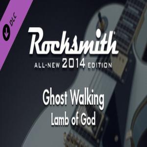 Rocksmith 2014 Lamb of God Ghost Walking