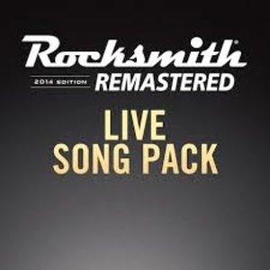 Rocksmith 2014 Live Song Pack