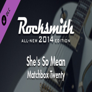 Rocksmith 2014 Matchbox Twenty Shes So Mean