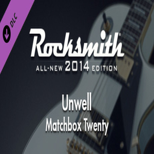 Rocksmith 2014 Matchbox Twenty Unwell