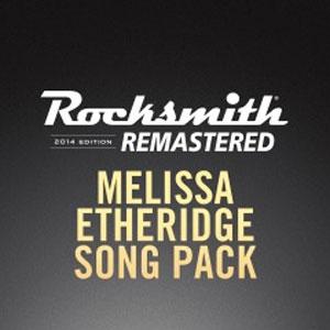 Rocksmith 2014 Melissa Etheridge Song Pack