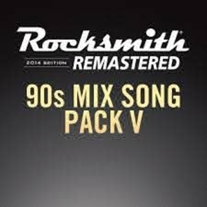 Rocksmith 2014 90s Mix Song Pack 5