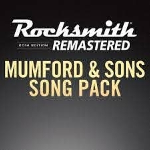 Rocksmith 2014 Mumford & Sons Song Pack