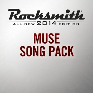 Rocksmith 2014 Muse Song Pack