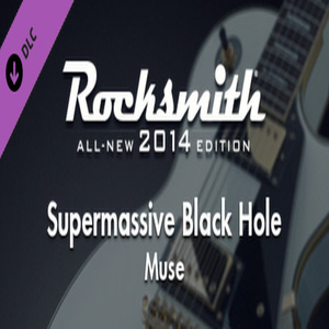 Buy Rocksmith 2014 Muse Supermassive Black Hole CD Key Compare Prices