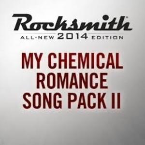Rocksmith 2014 My Chemical Romance Song Pack 2
