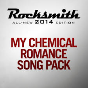 Rocksmith 2014 My Chemical Romance 3 Song Pack