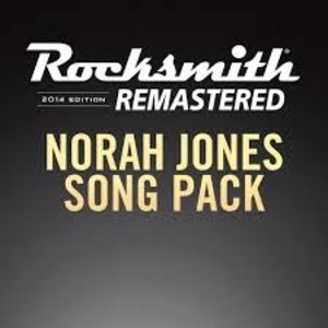 Buy Rocksmith 2014 Norah Jones Song Pack PS4 Compare Prices
