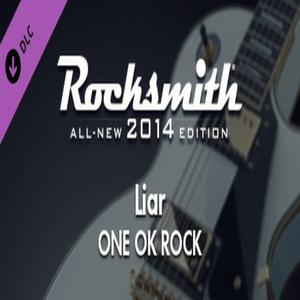 Rocksmith 2014 ONE OK ROCK Liar