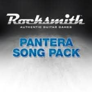 Rocksmith 2014 Pantera Song Pack