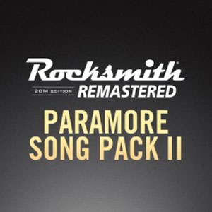 Rocksmith 2014 Paramore Song Pack 2