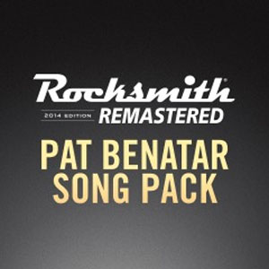 Rocksmith 2014 Pat Benatar Song Pack