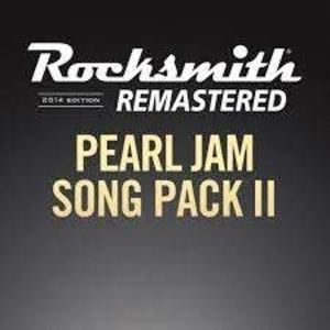 Rocksmith 2014 Pearl Jam Song Pack 2