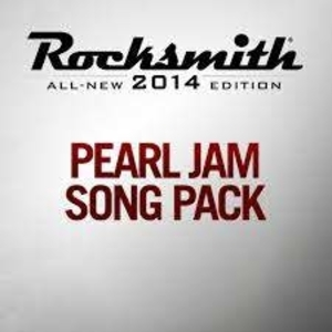 Rocksmith 2014 Pearl Jam Song Pack