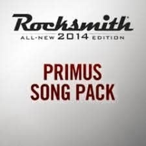 Rocksmith 2014 Primus Song Pack