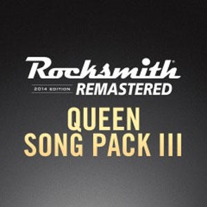 Rocksmith 2014 Queen Song Pack 3