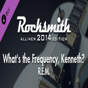 Rocksmith 2014 R.E.M. Whats the Frequency Kenneth