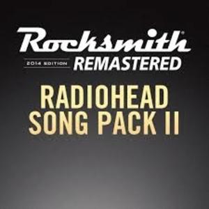Rocksmith 2014 Radiohead Song Pack 2