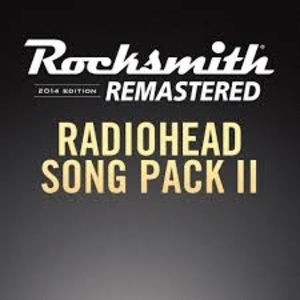Rocksmith 2014 Radiohead Song Pack 2