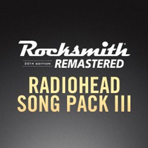Buy Rocksmith 2014 Radiohead Song Pack 3 PS3 Compare Prices