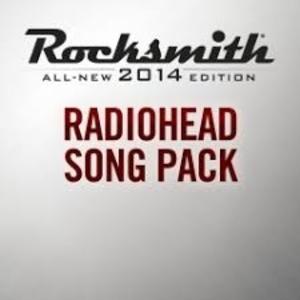 Rocksmith 2014 Radiohead Song Pack
