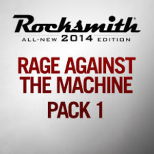Rocksmith 2014 Rage Against the Machine Song Pack 1