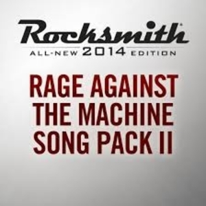 Rocksmith 2014 Rage Against the Machine Song Pack 2